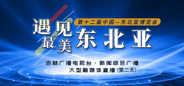 第十二屆中國-東北亞博覽會·遇見最美東北亞(第二天)