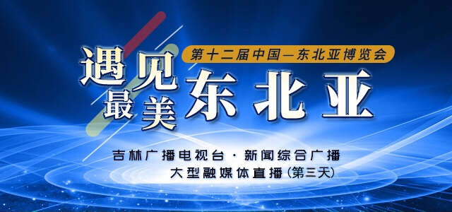 第十二届中国-东北亚博览会·遇见最美东北亚(第三天)